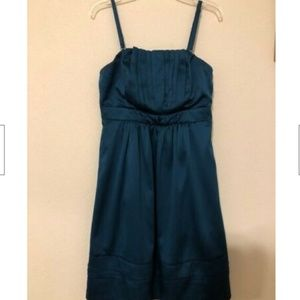 The Limited Teal Dress Size Small (4)